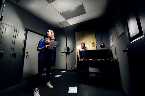 Laboratory Escape Room Montreal